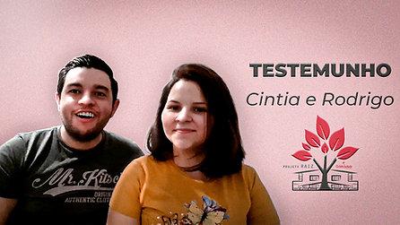 Testemunho || Rodrigo e Cintia