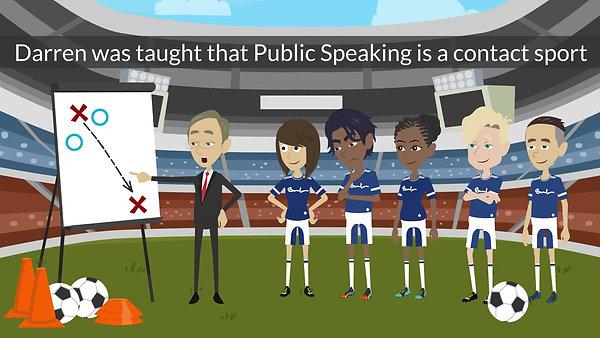 Darren Murphy - Public Speaking Workshop