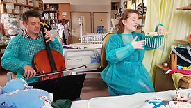 Gyógyító Bach az Intenzív osztályon