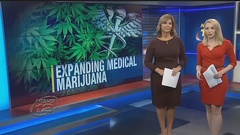 News 12 interviews Dr. Gentile about changes to the NYS medical marijuana program