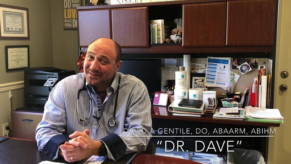 Meet Dr. Dave