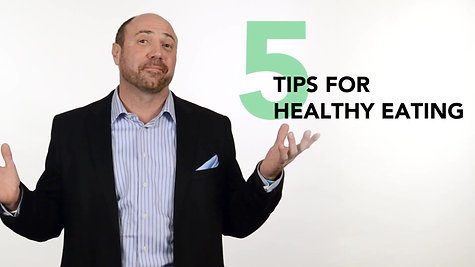 5 Tips for Healthy Eating