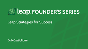 Leap Strategies for Success