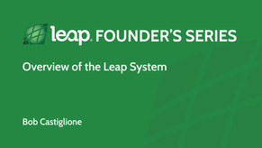 Overview of the Leap System