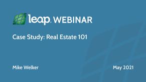 Case Study: Real Estate 101