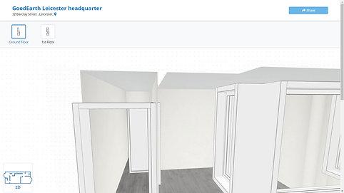 3D vizualization