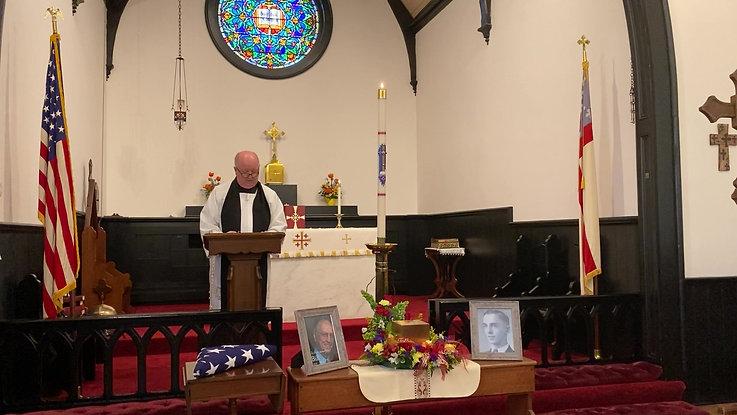 Bill Ogle Memorial Service