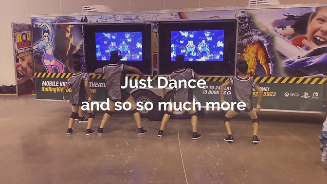 Designed 2 Dance bring the fun