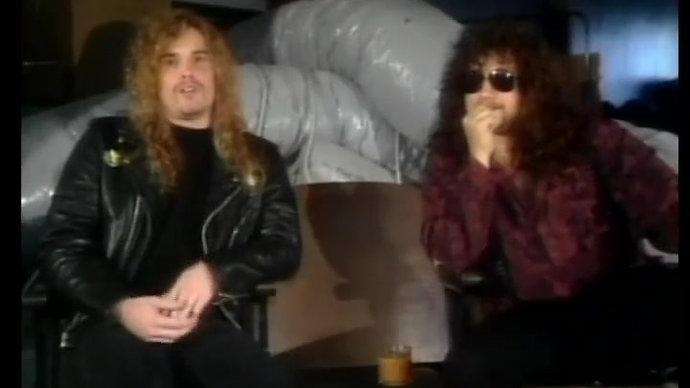 Reverend interview 1990