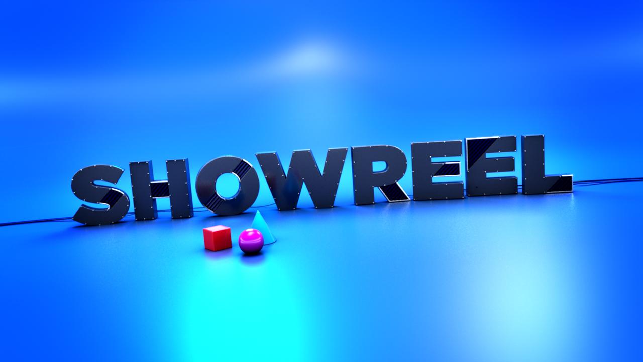Motion Graphic Showreel 2019