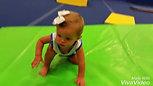 Baby Gymnast