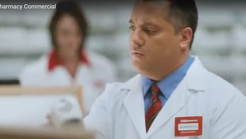 Osmani Rodriguez as Pharmacist in National CVS/Pharmacy Commercial