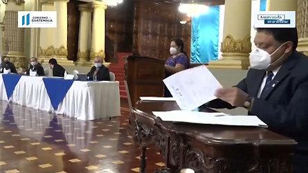 El Gobierno de Guatemala promueve la contratación de marinos mercantes guatemaltecos como una alternativa segura para brindar capacitación y empleos legales.