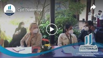 #GuatemalaNoSeDetiene