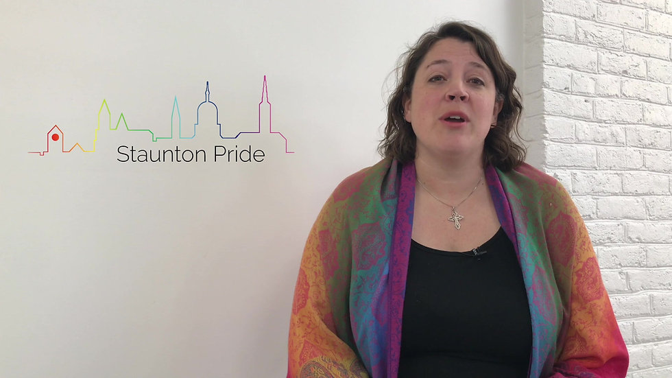 Emily Sproul Staunton Pride