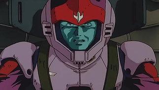 Gundam- Stardust Memory- Cima