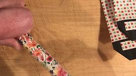 Decorating Peg Legs