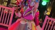 Emmy as Candy Princess