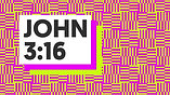John 3:16 lyric video