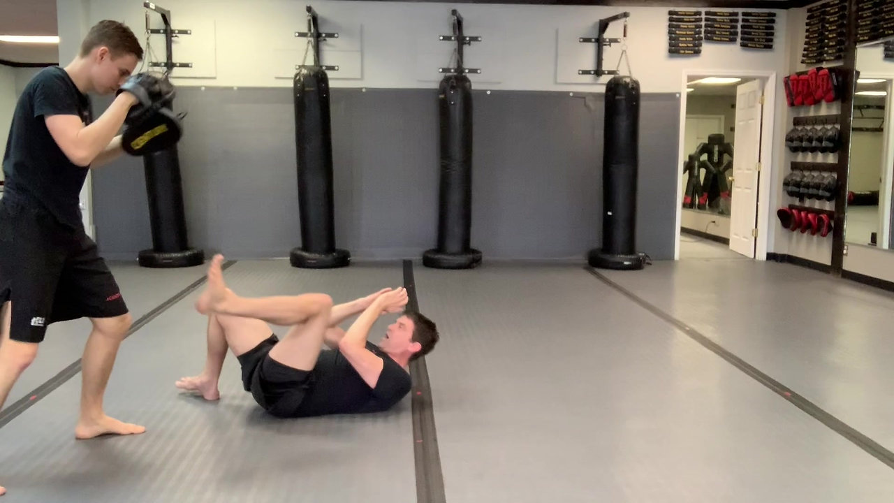 LEVEL 1 GRAPPLING
