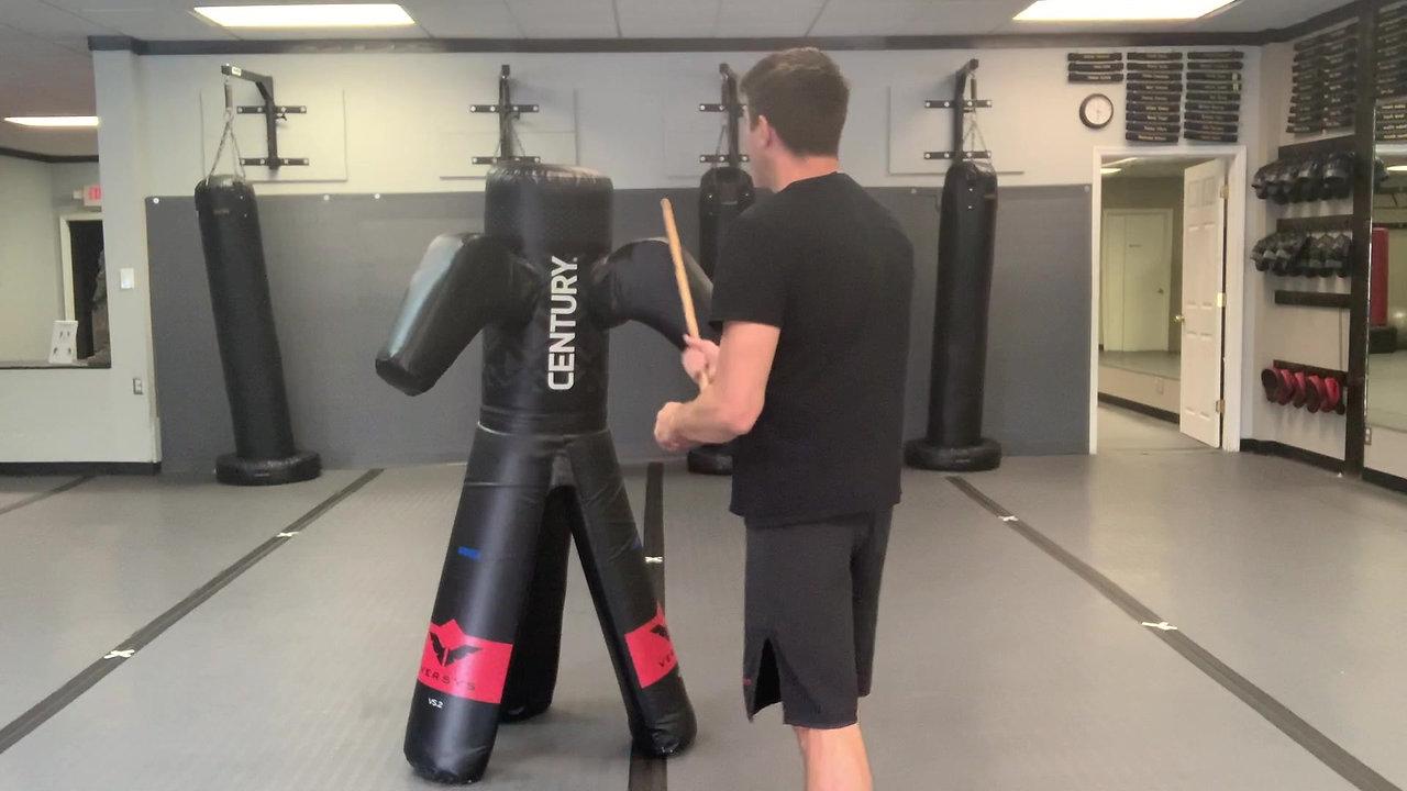 ESCRIMA (stick fighting)