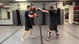 Basic Kickboxing Combos