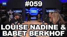 Podcast #059 - Louise Nadine & Babet Berkhof