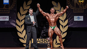 Part 3 - NABBA European Championships