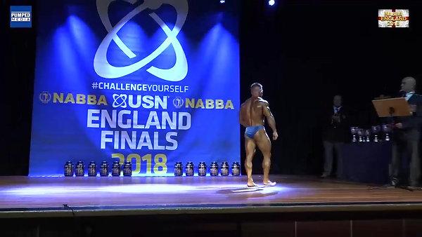 NABBA England 2018