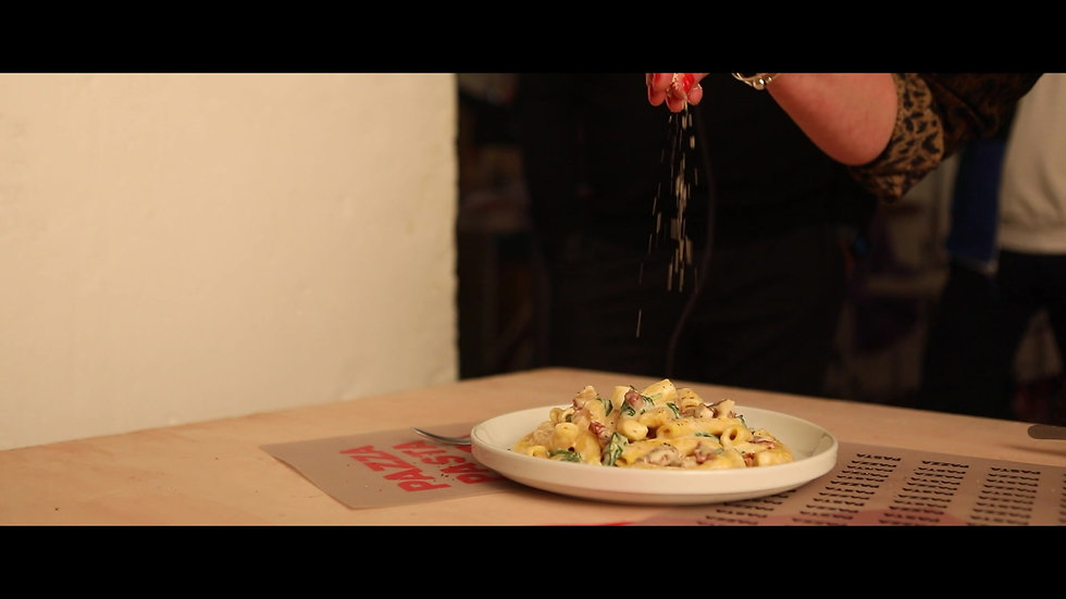 PAZZA PASTA - Promotional Footage