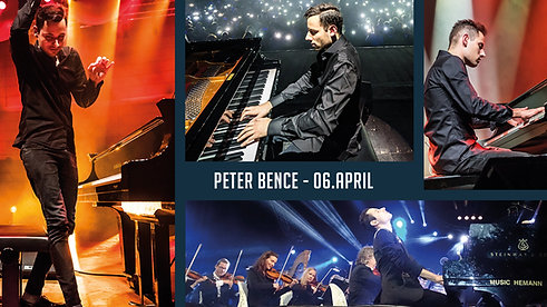 Peter Bence Live in Concert