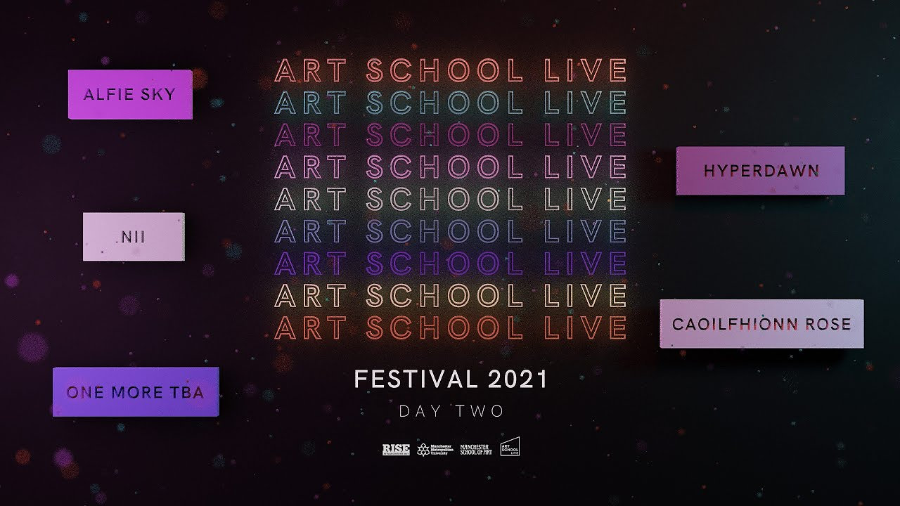 Art School Live Festival 2021 - Day 2
