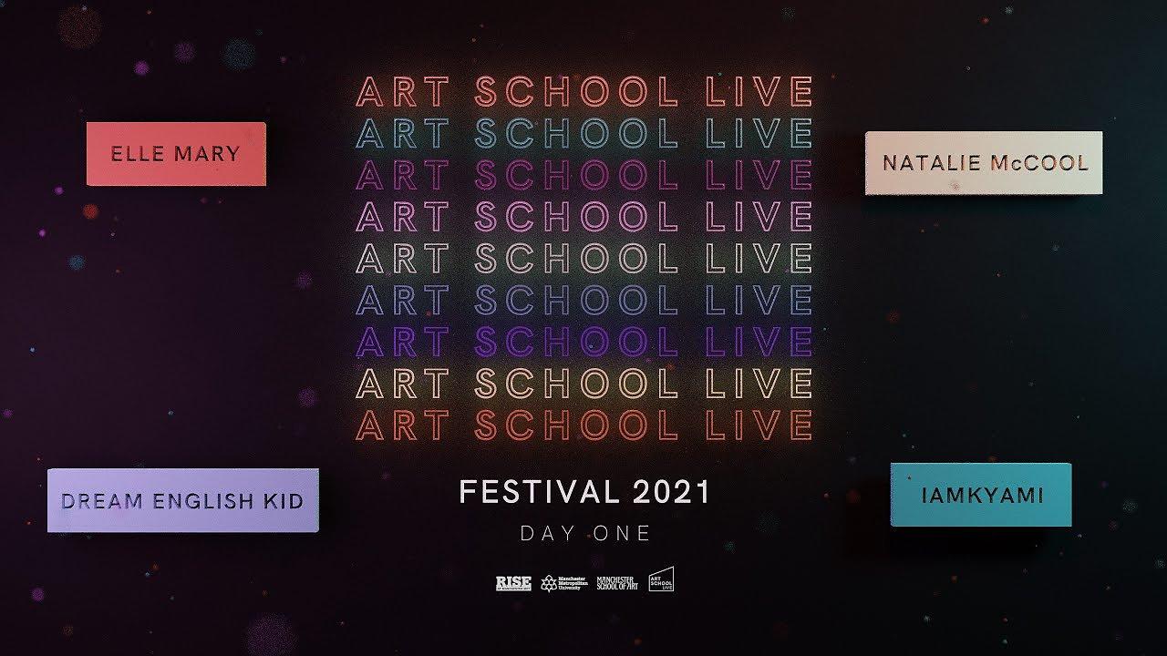 Art School Live Festival 2021 - Day 1