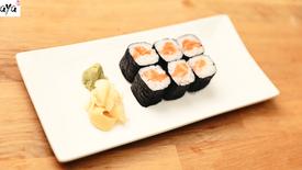 Small Maki Sushi Rolls
