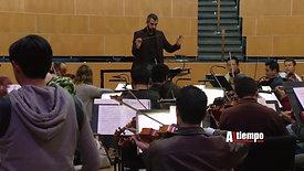 Gaétan Kuchta - Orquesta Sinfónica de la UAEH