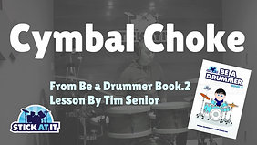 Cymbal Chokes