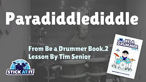 Paradiddlediddle Lesson