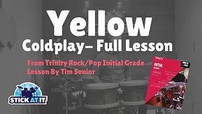 Yellow Lesson