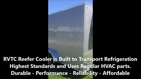 Trailer Cooler Video