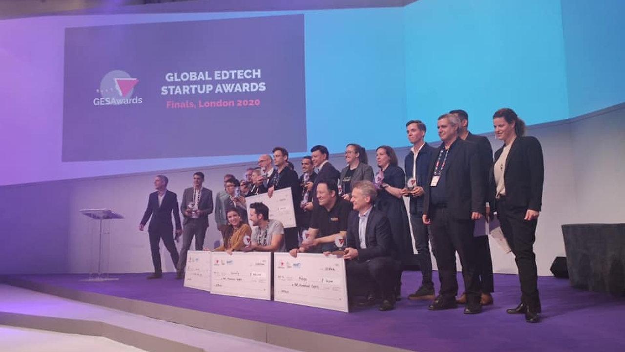 Global EdTech Startup Awards - APPLY