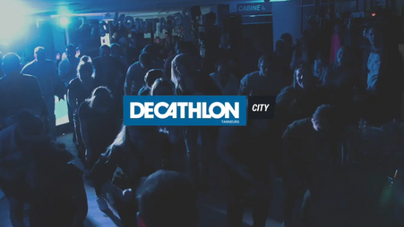 DECATHLON CITY - INAUGURATION