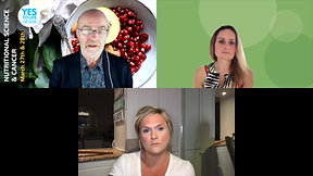 Yes to Life Congress 2021 Day 1 Session 6 - Dr Penny Kechagioglou & Victoria Fenton