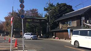 2017年11月12日撮影 埼玉県久喜市鷲宮
