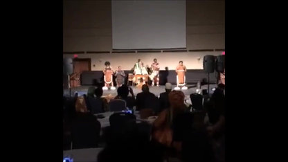MOSSO-KAN's performance at the University of Florida! 2018