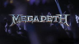 MEGADETH - LUNA PARK - TV