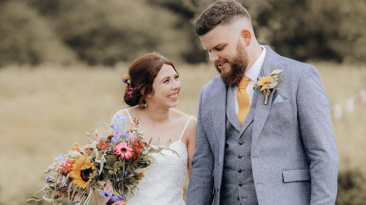 DOVE BARN WEDDING VIDEO
