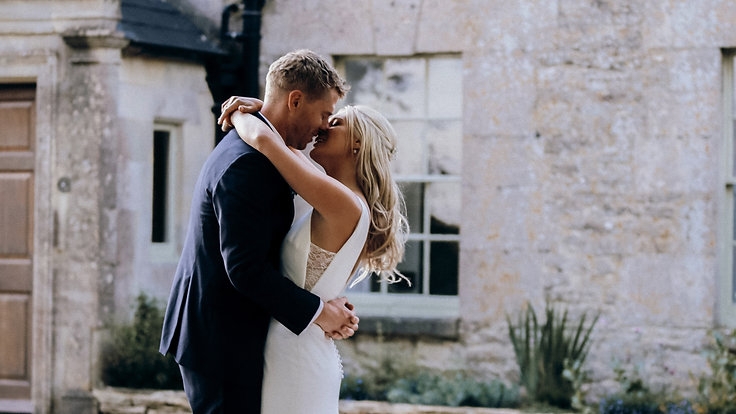 GREAT TYTHE BARN WEDDING VIDEO
