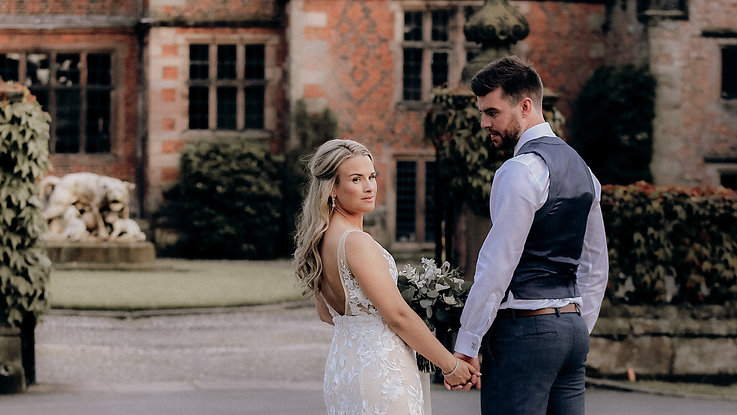 DORFOLD HALL WEDDING VIDEO