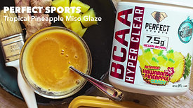Tropical Pineapple Miso Glaze