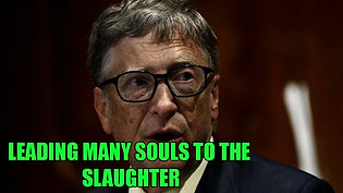 This is the Video BANNED from YouTube and Flagged from All Social MEDIA...They're leading you to Slaughter! WAKE UP!